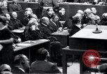 Image of Nuremberg trials Nuremberg Germany, 1946, second 52 stock footage video 65675030757