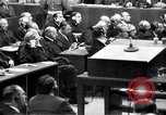 Image of Nuremberg trials Nuremberg Germany, 1946, second 53 stock footage video 65675030757
