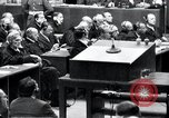 Image of Nuremberg trials Nuremberg Germany, 1946, second 54 stock footage video 65675030757