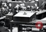 Image of Nuremberg trials Nuremberg Germany, 1946, second 55 stock footage video 65675030757