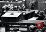 Image of Nuremberg trials Nuremberg Germany, 1946, second 57 stock footage video 65675030757