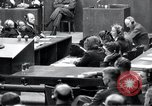 Image of Nuremberg trials Nuremberg Germany, 1946, second 59 stock footage video 65675030757