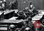 Image of Nuremberg trials Nuremberg Germany, 1946, second 60 stock footage video 65675030757