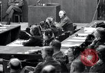 Image of Nuremberg trials Nuremberg Germany, 1946, second 61 stock footage video 65675030757