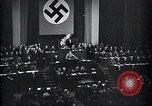 Image of Adolf Hitler Berlin Germany, 1933, second 18 stock footage video 65675030762