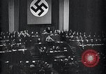 Image of Adolf Hitler Berlin Germany, 1933, second 22 stock footage video 65675030762