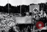 Image of Adolf Hitler Thuringia Germany, 1933, second 48 stock footage video 65675030763