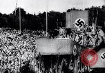Image of Adolf Hitler Thuringia Germany, 1933, second 49 stock footage video 65675030763