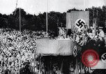Image of Adolf Hitler Thuringia Germany, 1933, second 52 stock footage video 65675030763