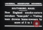 Image of hose polo Southboro Massachusetts USA, 1931, second 6 stock footage video 65675030767