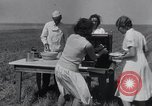 Image of wheat biscuits Monument Kansas USA, 1931, second 23 stock footage video 65675030769
