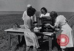 Image of wheat biscuits Monument Kansas USA, 1931, second 24 stock footage video 65675030769