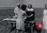 Image of wheat biscuits Monument Kansas USA, 1931, second 25 stock footage video 65675030769