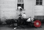 Image of flood water Nelscott Oregon United States USA, 1936, second 25 stock footage video 65675030775