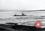 Image of flood water Nelscott Oregon United States USA, 1936, second 32 stock footage video 65675030775