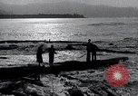 Image of flood water Nelscott Oregon United States USA, 1936, second 34 stock footage video 65675030775