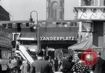 Image of Berlin street scenes Berlin Germany, 1932, second 32 stock footage video 65675030780