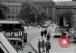 Image of Berlin street scenes Berlin Germany, 1932, second 51 stock footage video 65675030780