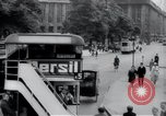 Image of Berlin street scenes Berlin Germany, 1932, second 53 stock footage video 65675030780