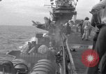 Image of USS Oriskany South China Sea, 1966, second 61 stock footage video 65675030794
