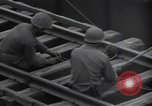 Image of TNT charges South Korea, 1950, second 38 stock footage video 65675030822