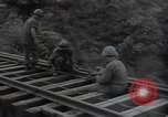 Image of TNT charges South Korea, 1950, second 43 stock footage video 65675030822