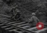 Image of TNT charges South Korea, 1950, second 44 stock footage video 65675030822