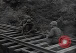 Image of TNT charges South Korea, 1950, second 45 stock footage video 65675030822