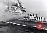 Image of USS Cruiser Savannah CL-42 Agropoli Italy, 1943, second 47 stock footage video 65675030839