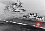 Image of USS Cruiser Savannah CL-42 Agropoli Italy, 1943, second 48 stock footage video 65675030839