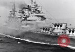 Image of USS Cruiser Savannah CL-42 Agropoli Italy, 1943, second 49 stock footage video 65675030839