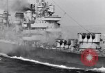 Image of USS Cruiser Savannah CL-42 Agropoli Italy, 1943, second 52 stock footage video 65675030839