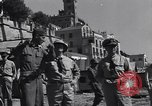 Image of General Mark W Clark Salerno Italy, 1944, second 17 stock footage video 65675030844