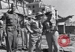 Image of General Mark W Clark Salerno Italy, 1944, second 18 stock footage video 65675030844
