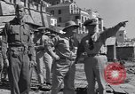 Image of General Mark W Clark Salerno Italy, 1944, second 19 stock footage video 65675030844