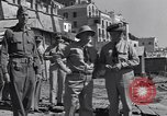 Image of General Mark W Clark Salerno Italy, 1944, second 20 stock footage video 65675030844