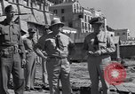 Image of General Mark W Clark Salerno Italy, 1944, second 21 stock footage video 65675030844