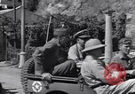 Image of General Mark W Clark Salerno Italy, 1944, second 28 stock footage video 65675030844