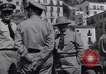 Image of General Mark W Clark Salerno Italy, 1944, second 34 stock footage video 65675030844