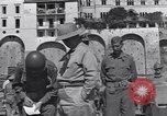 Image of General Mark W Clark Salerno Italy, 1944, second 50 stock footage video 65675030844