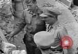 Image of General Mark W Clark Salerno Italy, 1944, second 51 stock footage video 65675030844