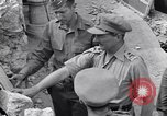 Image of General Mark W Clark Salerno Italy, 1944, second 52 stock footage video 65675030844