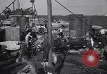 Image of Landing Ship Tank Salerno Italy, 1943, second 38 stock footage video 65675030849