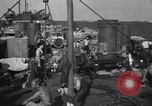 Image of Landing Ship Tank Salerno Italy, 1943, second 39 stock footage video 65675030849