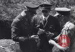 Image of British Spitfire Salerno Italy, 1943, second 59 stock footage video 65675030856