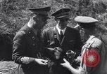 Image of British Spitfire Salerno Italy, 1943, second 62 stock footage video 65675030856