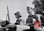 Image of General Mark W Clark Pompeii Italy, 1943, second 9 stock footage video 65675030860