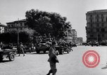 Image of General Mark W Clark Pompeii Italy, 1943, second 12 stock footage video 65675030860