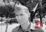 Image of General Mark W Clark Pompeii Italy, 1943, second 16 stock footage video 65675030860