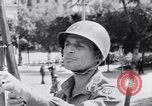 Image of General Mark W Clark Pompeii Italy, 1943, second 18 stock footage video 65675030860